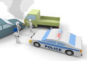【画像】自動車同士の交通事故イメージ