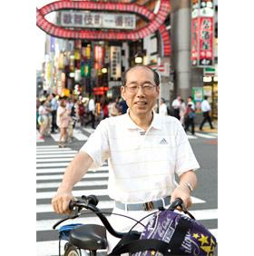 """画像/株主優待でおなじみの""""桐谷さん""""こと桐谷広人氏"""