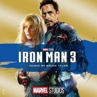 """ブライアン・タイラー『アイアンマン3(オリジナル・サウンドトラック)』 """"IRON MAN 3"""""""