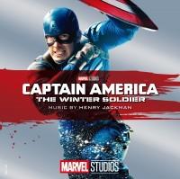 """ヘンリー・ジャックマン『キャプテン・アメリカ/ウィンター・ソルジャー(オリジナル・サウンドトラック)』 """"Captain America : The Winter Solider"""""""