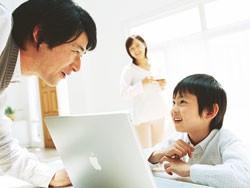 【画像】親子の団らん