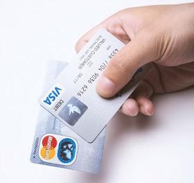 デザインいろいろ、クレジットカード
