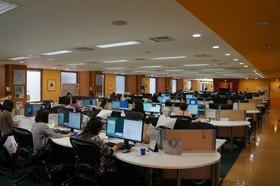 【画像】チューリッヒ保険会社のコールセンター