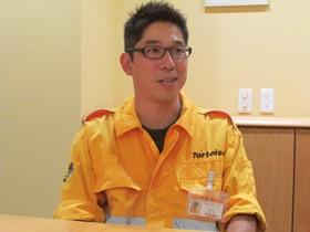 【画像】インタビューに答える伊藤晶さん