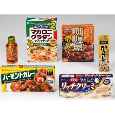 画像/ハウス食品グループ本社の優待品イメージ