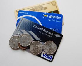クレジットカードの住所変更手続き