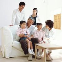 「運転者家族限定」の「家族」の範囲