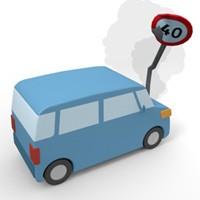 【点数一覧付き】交通事故における点数制度——物損の場合は?自損事故では?
