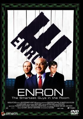 画像/「エンロン 巨大企業はいかにして崩壊したのか?」DVDジャケット写真