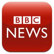 画像/アプリ「BBC NEWS」のアイコン