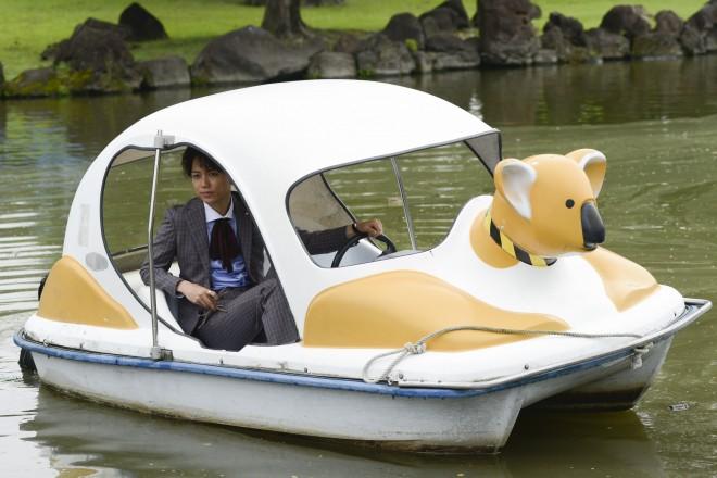 金曜ナイトドラマ『あいの結婚相談所』(テレビ朝日系 毎週金曜・夜23時15分〜)