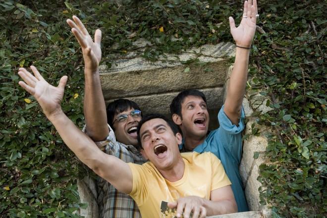 「第6回したまちコメディ映画祭 in 台東」前夜祭インド映画100周年記念 凱旋上映 『きっと、うまくいく』(C)Vinod Chopra Films Pvt Ltd 2009. All rights reserved