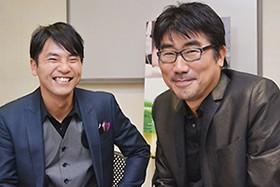 Profile (左)映画監督・小泉徳宏…06年に映画『タイヨウのうた』でデビューロボット所属。(右)音楽プロデューサー・亀田誠治…椎名林檎を始め、数々のアーティストをプロデュース。