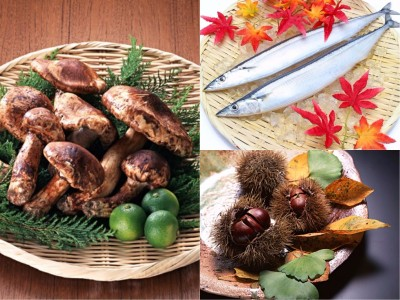 秋の味覚を英会話で紹介