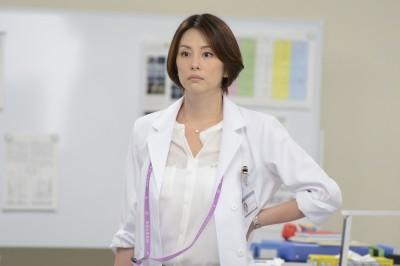 「秋ドラマ『ドクターX』を見た」を英会話で紹介(C)テレビ朝日