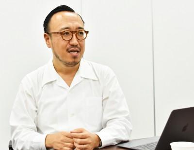 株式会社スーパーデューパー CEOの鈴木知行氏