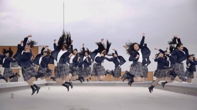 PRでコラボした登美丘高校ダンス部
