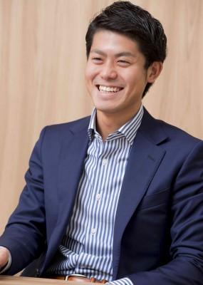 『PROGRIT』代表取締役社長 岡田祥吾氏