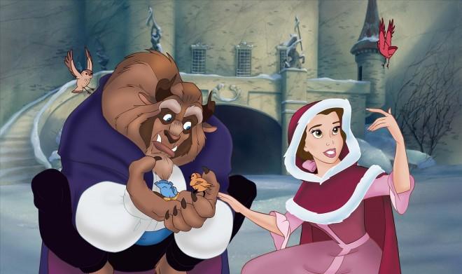 『美女と野獣』(C) 2018 Disney