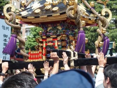 """""""浅草三社祭""""を英会話で〜イムランの「週末何してた?」(写真はイメージ)"""