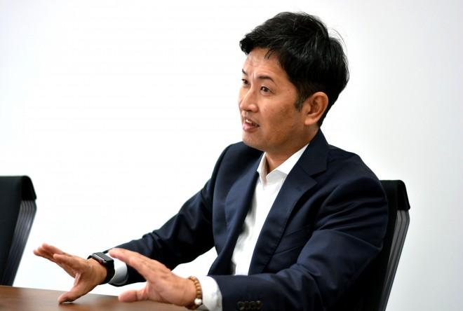 長塚秀明代表取締役社長