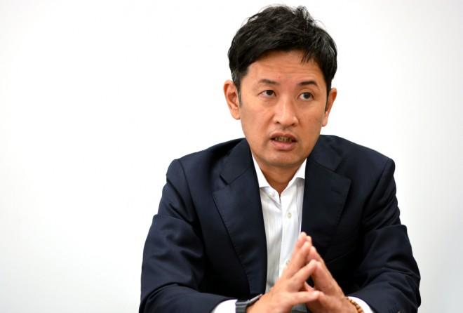お話しを伺ったアップルオートネットワーク株式会社の長塚秀明代表取締役社長