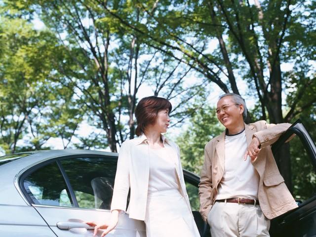 車が必要と考える高齢者ドライバーにプロとしてアドバイスすることも(写真はイメージ)