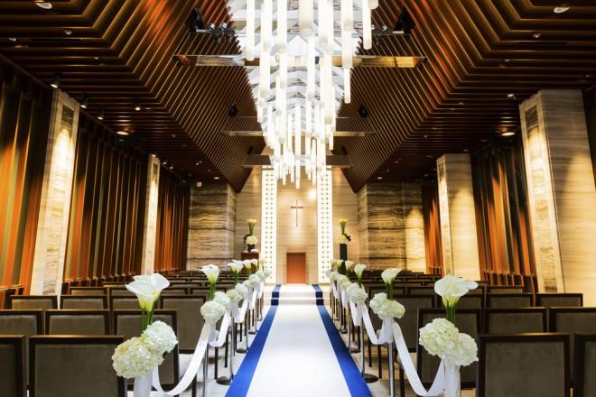 低予算でも理想的な結婚式を挙げられるなら検討する余地もありそうだ(提供:ベスト-アニバーサリー)