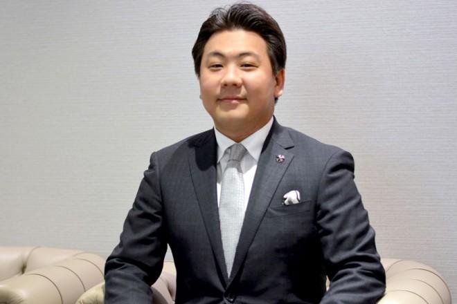 塚田健斗社長プロフィール写真