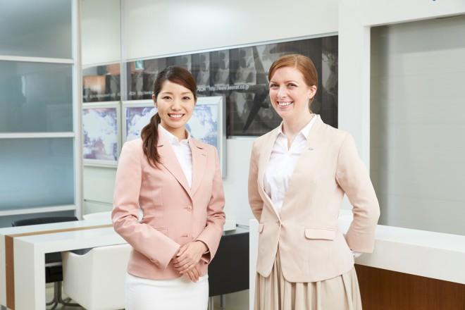 外国人教師と日本人教師の両方が在籍(写真はイメージ/提供:イーオン)