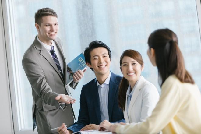 教師やスタッフには心を込めた授業の大切さを指導(写真はイメージ/提供:イーオン)