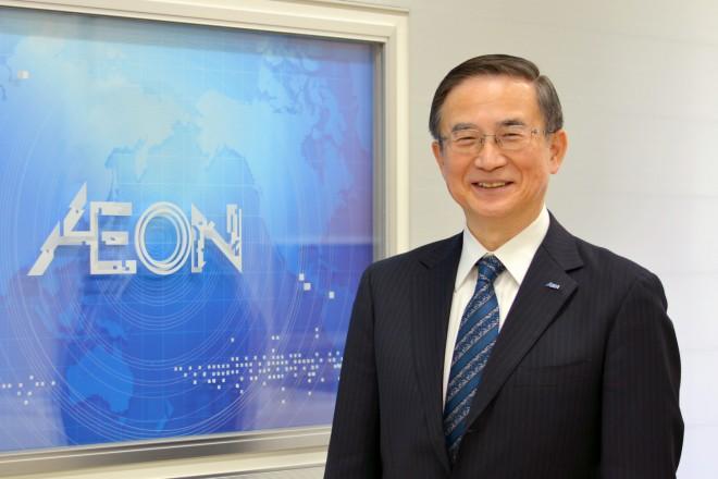 イーオン代表取締役社長 三宅義和氏 プロフィール写真
