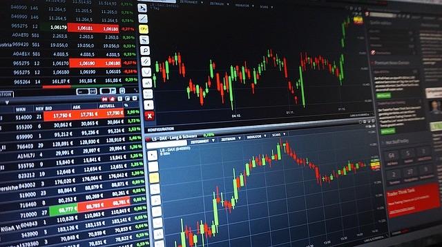 FX取引、外国為替のイメージ写真