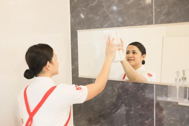ベアーズ創業の背景には、フィリピン人メイドの存在が(提供:株式会社ベアーズ)