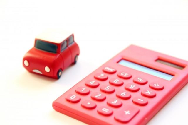 自動車保険と保険料のイメージ
